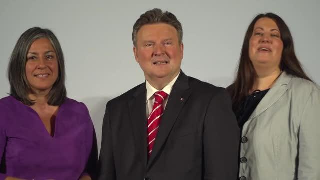 Michael Ludwig ist neuer Bürgermeister von Wien