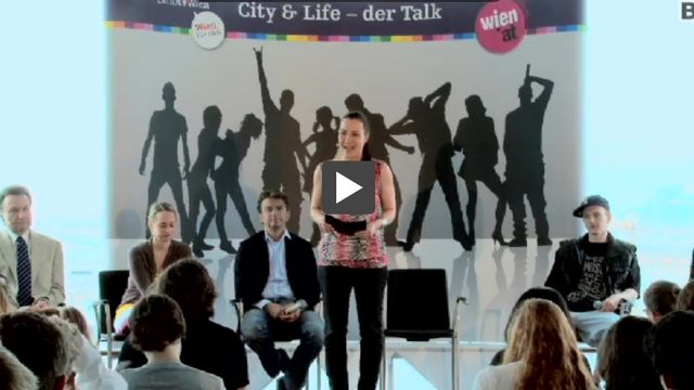3. City & Life Talk Karriere