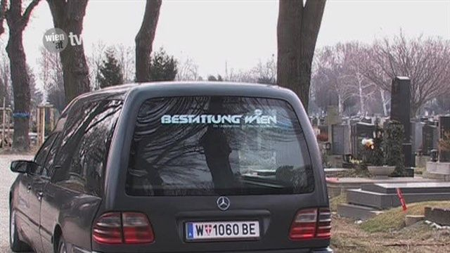 Neuer Standort für die Bestattung Wien