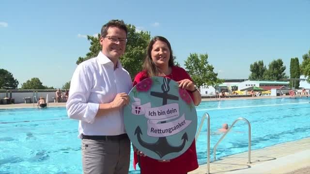 Aktion gegen Belästigung in Wiener Bädern