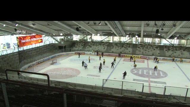 Neues Eissportzentrum im 22. Bezirk