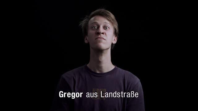 Gregor aus Landstraße