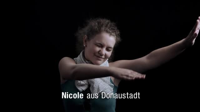 Nicole aus Donaustadt