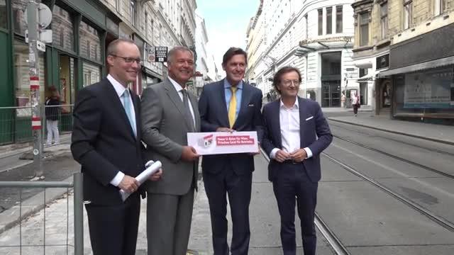 U-Bahn-Bau-Soforthilfe für Wiener Unternehmen