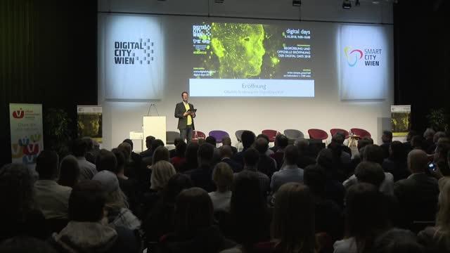 Wien diskutierte über seine digitale Zukunft