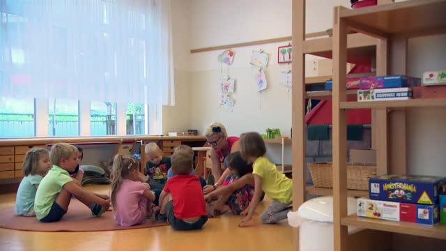 Kindergarten - Hauptanmeldezeit