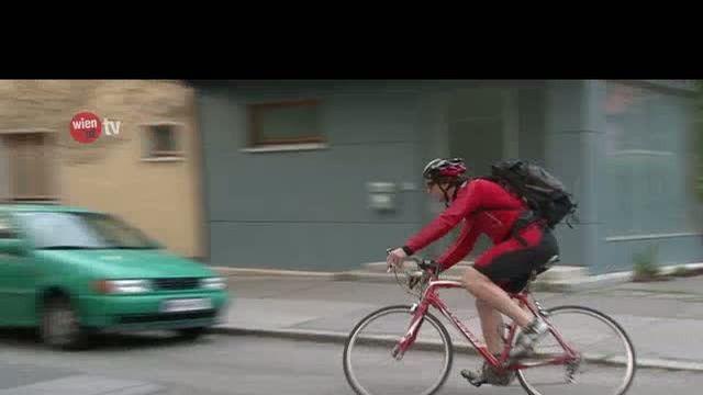 wien.at-TV - Reportage vom 8. Juni 2012 - Radfahren in Wien