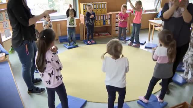 Offenes Arbeiten in Kindergärten