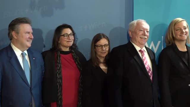 Prestigeträchtiger Forschungspreis im Rathaus verliehen