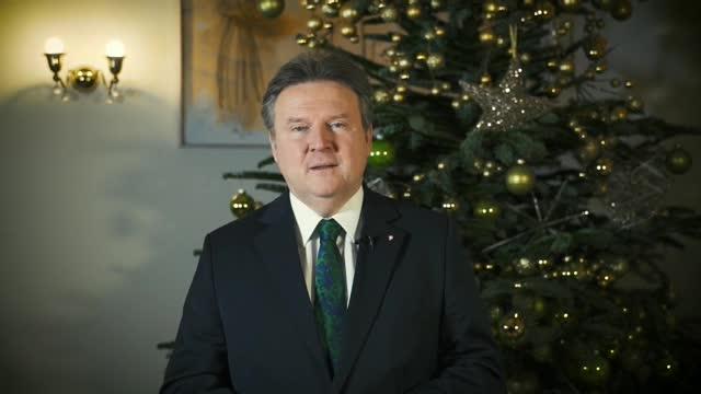 Bürgermeister Michael Ludwig wünscht schöne Feiertage