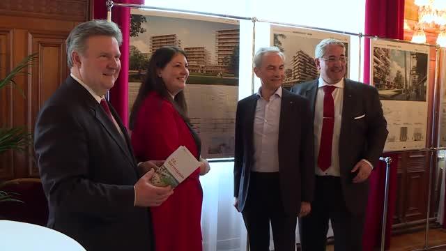 Neues Stadtquartier für 7.000 Menschen