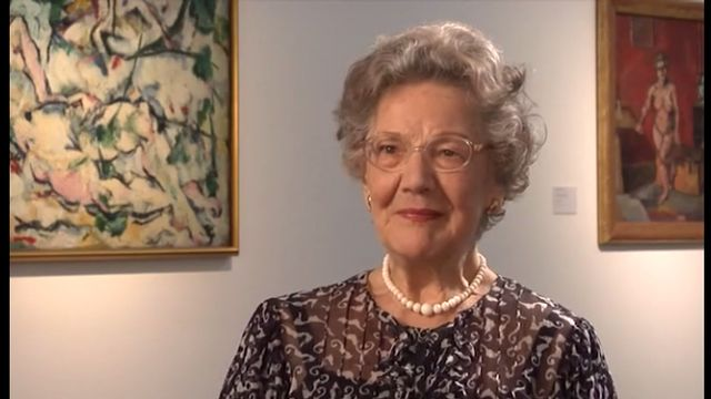 Elisabeth Leopold (Kunstsammlerin/Ärztin)