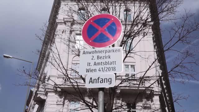 Anwohnerparken - Leopoldstadt