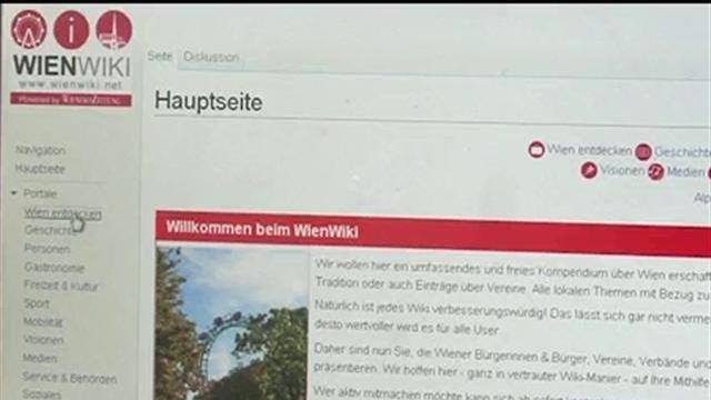 Neues WienWiki bietet Informationen rund um die Stadt