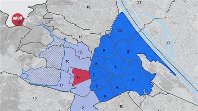 Kurzparkzonen Neu Ausweitung In Drei Weiteren Bezirken Wienat Video
