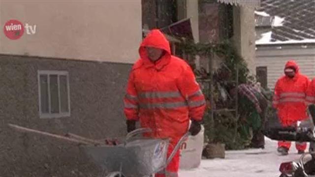 Winterdienst in Wien