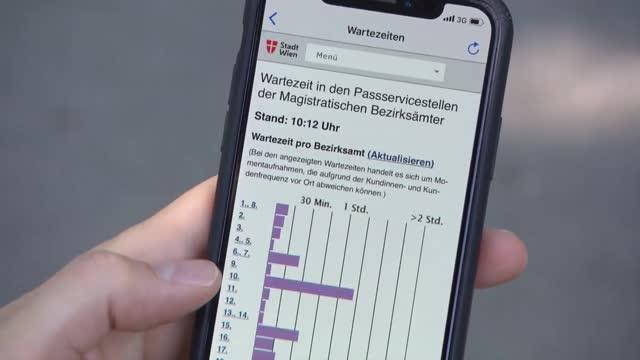 Das digitale Angebot der Stadt Wien