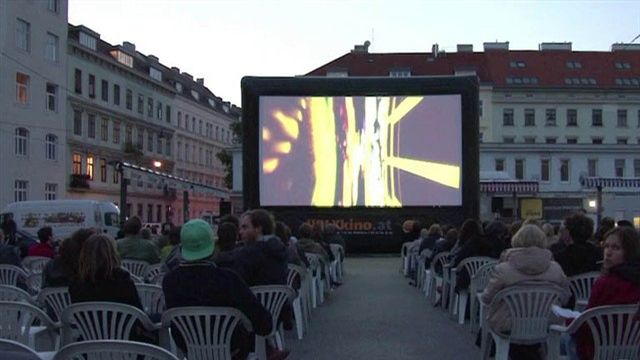 "Open Air ""VOLXkino"""