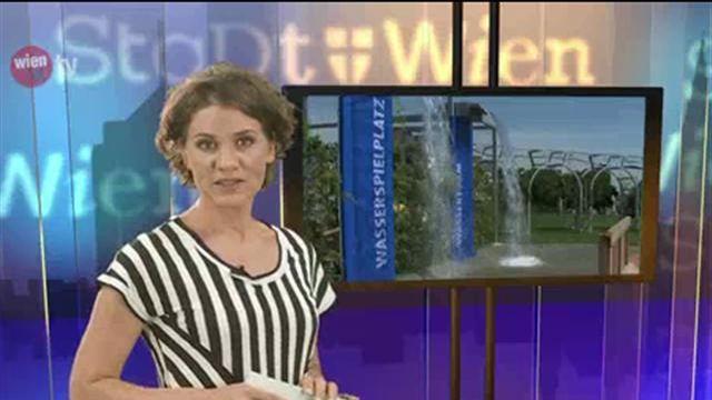 wien.at-TV - Aktuelle Sendung vom 9. August 2013