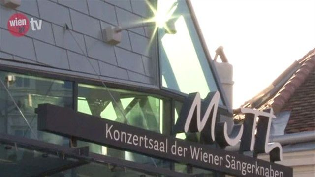 MuTh Konzertsaal der Wiener Sängerknaben