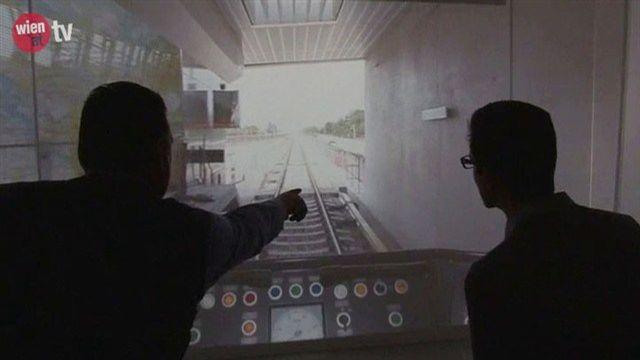 stadtUNbekannt - Der U-Bahn-Simulator der Wiener Linien
