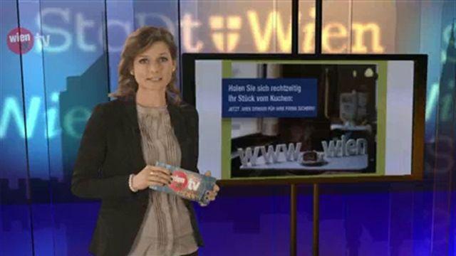wien.at-TV - Aktuelle Sendung vom 7. März 2014