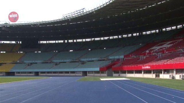 stadtUNbekannt - Hinter den Kulissen im Ernst-Happel-Stadion