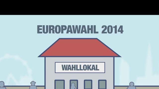 Briefwahlvideo zur Europawahl 2014