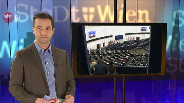 wien.at-TV - Aktuelle Sendung vom 25. April 2014
