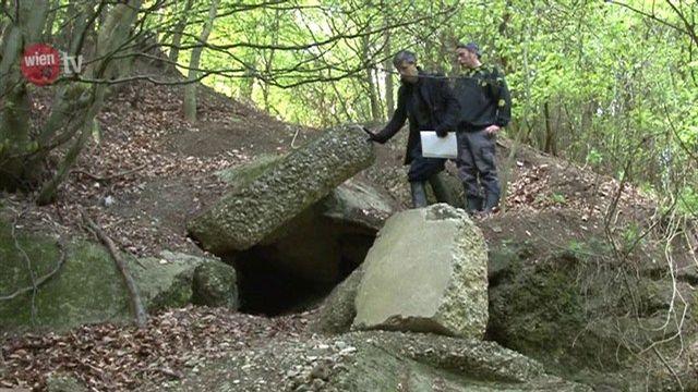 stadtUNbekannt - Die Überreste des Schirachbunkers am Wilhelminenberg