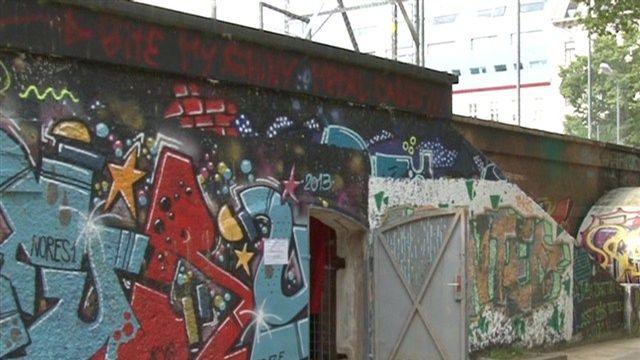 stadtUNbekannt - Der Arne-Carlsson-Bunker erinnert an den Zweiten Weltkrieg