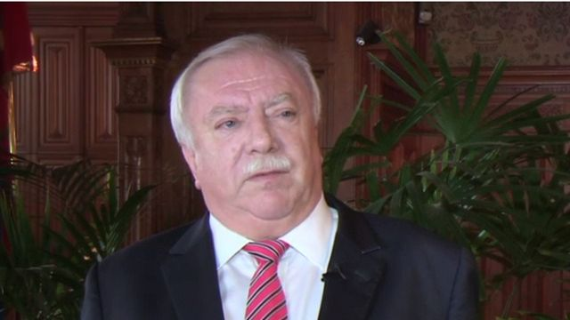 Bürgermeister Michael Häupl im Interview (Teil 1)