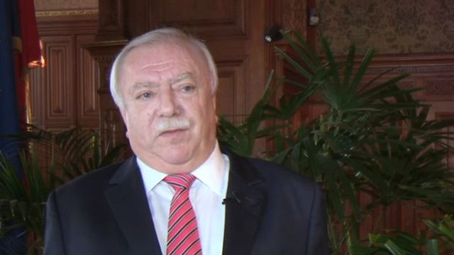 Bürgermeister Michael Häupl im Interview (Teil 2)