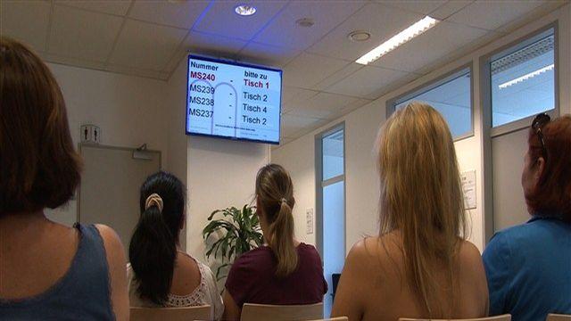 Neues Zentrum für EWR-Bürgerinnen und -Bürger