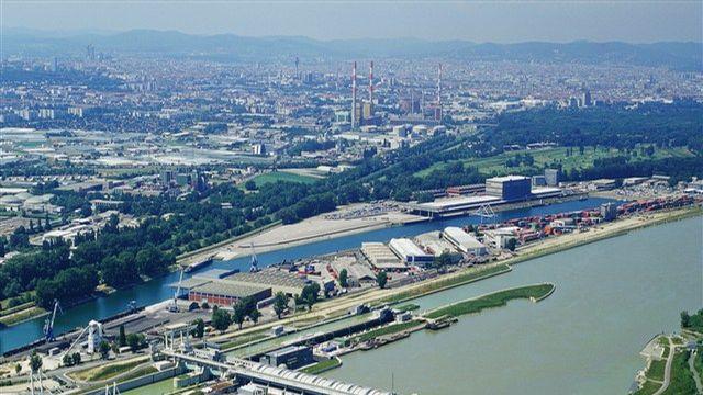 stadtUNbekannt - Donaukraftwerk Freudenau