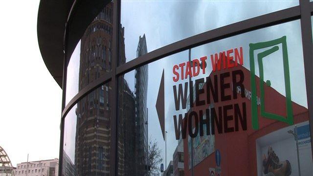 Neues Service-Center Wiener Wohnen