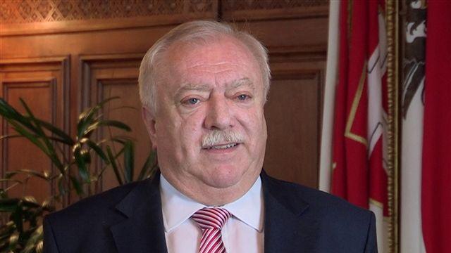 Bürgermeister Michael Häupl - Ausblick auf 2015
