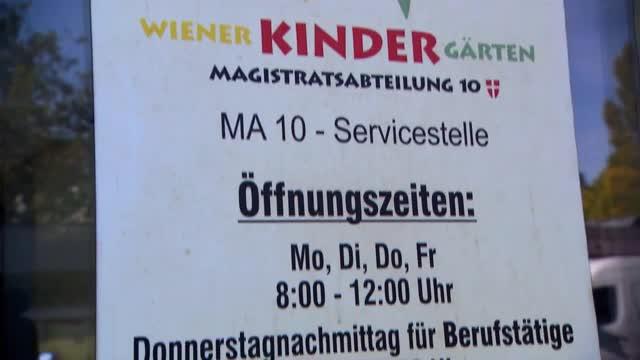 Kindergarten - Anmeldung