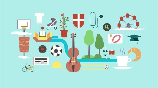 Smart City - Erklärvideo English