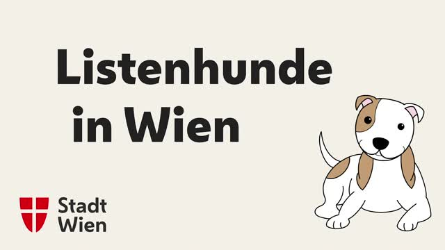 """Stadt Wien Veterinäramt und Tierschutz - """"Listenhunde in Wien"""""""