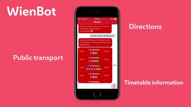 WienBot - Spracherweiterung mit KI in Echtzeit