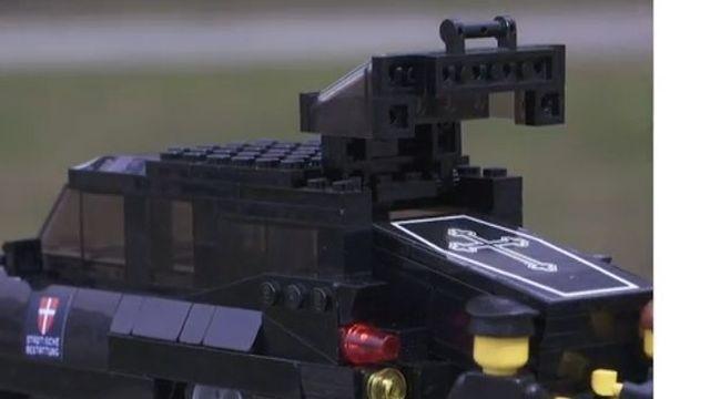 LEGO-Trauerspielzeug