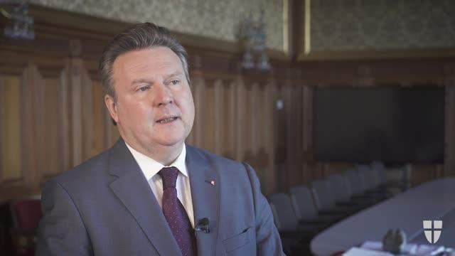 Bürgermeister Ludwig über seine Vorhaben im Jahr 2020