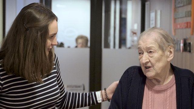 Julias Freiwilliges Sozialjahr im Tageszentrum Winarskygasse