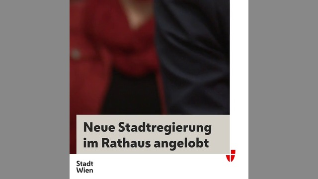 Wien hat eine neue Stadtregierung