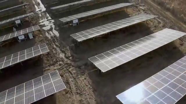 Größte Photovoltaikanlage Österreichs