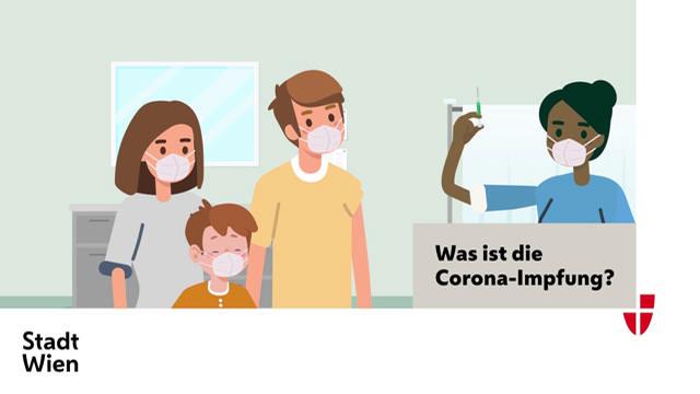 Die Corona-Impfung Kindern einfach erklärt