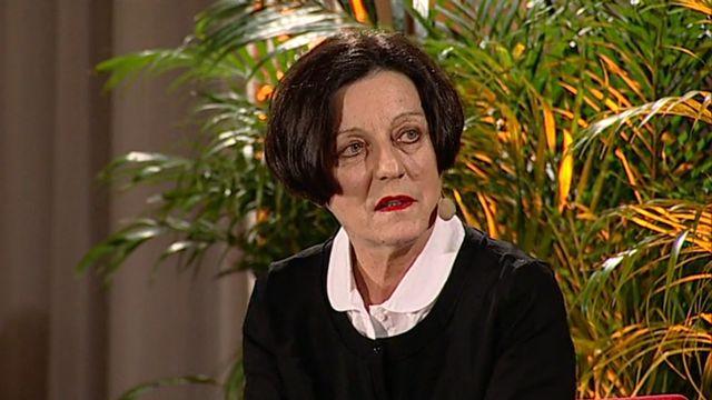 """Herta Müller: """"Mein Vaterland war ein Apfelkern"""""""