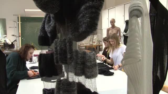 Designertalente-Schmiede in der Modeschule Hetzendorf
