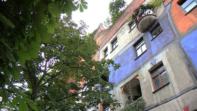 30 Jahre Hundertwasser-Haus